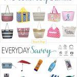 Cute Beach Bags & Beach Essentials