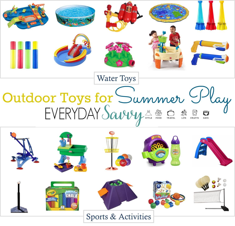 Toys For Fun : Fun outside toys for kids