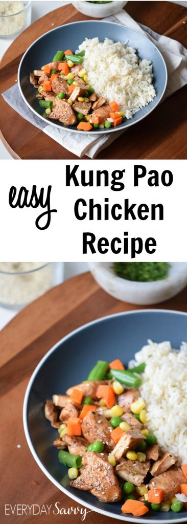 kung pao chicken long