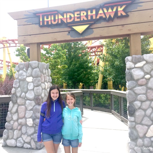 Enjoy a fun-filled family day with these Michigan's Adventure travel tips. This park is great for kids and adults of all ages and includes a water park, roller coasters and kiddie rides.