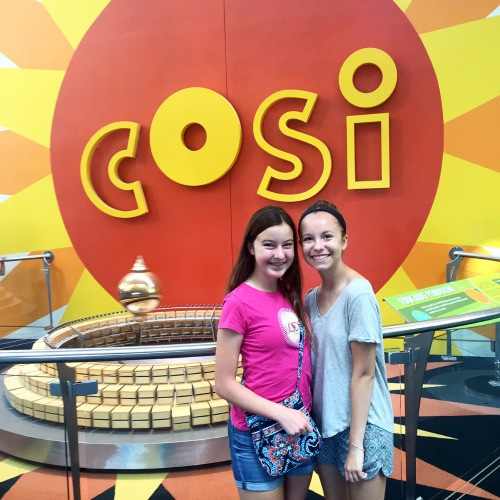 COSI- Columbus Ohio