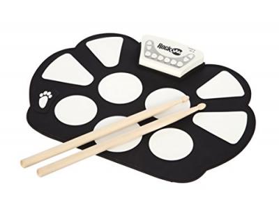 Rockjam Roll Up Drum Kit Gift Idea For