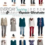 JCPenney Capsule Wardrobe for Fall