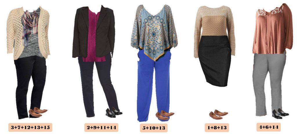 Fall Plus Size Business Casual Capsule Fr Kohls