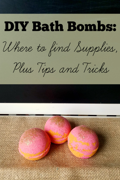 DIY Bath Bombs Find Supplies Tricks Tips Recipe
