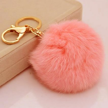 Keychain Ball Gift Idea for Teenage Girls