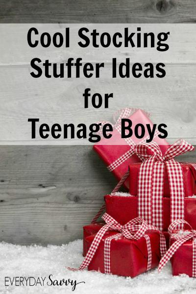 Cool Stocking Stuffers For Teenage Boys - Everyday Savvy-8049