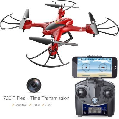 holy-stone-drone-gift-idea-for-teen-boy