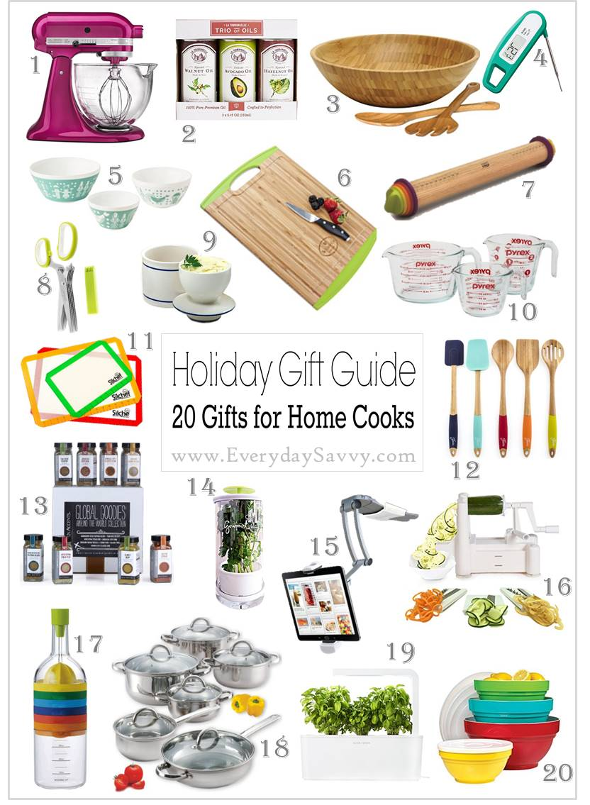 Unique Gift Ideas For People Who Love To Cook