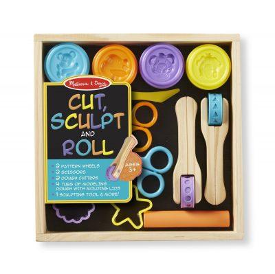 Melissa & Doug Cut, Sculpt & Roll