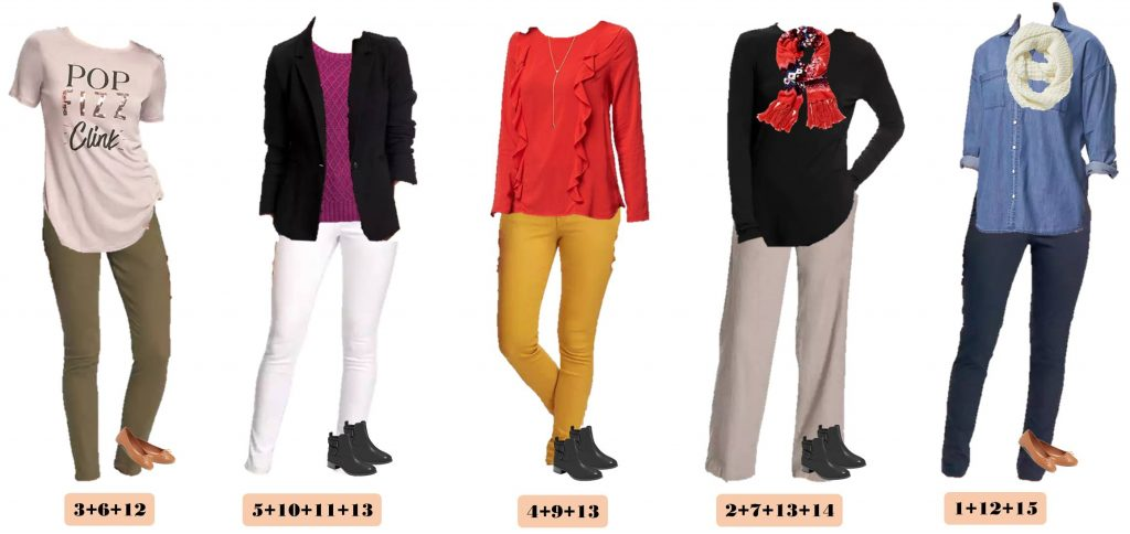 These Mix & Match Winter Outfits From Old Navy make it easy to get dressed each morning and look stylish. They are easy to wear and a great price.