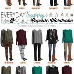 JCPenney Capsule Wardrobe Winter