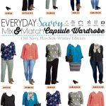 Old Navy Plus Size Capsule Wardrobe – Winter to Spring