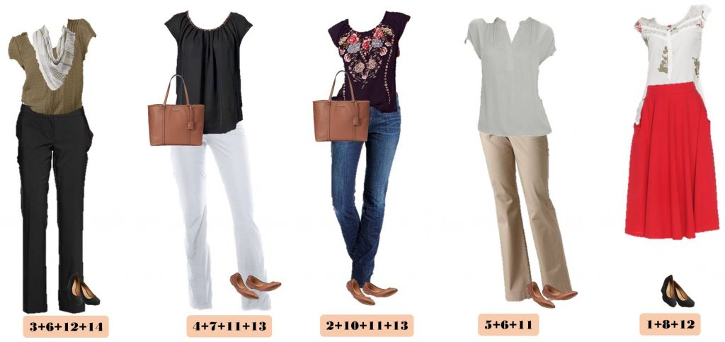 Here is a new board of Kohls Business Casual Spring Outfits. These pieces mix and match for 15 great outfits that will have you looking great this spring.