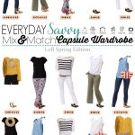Loft Spring Capsule Wardrobe – Mix and Match Outfits for Spring