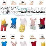 Loft Summer Capsule Wardrobe – Mix & Match Outfits