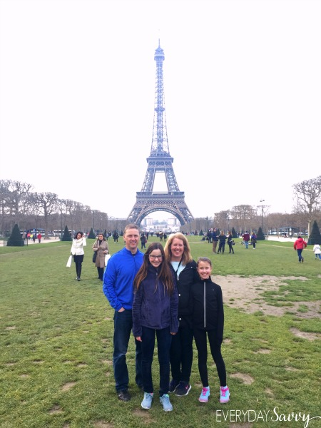 Booking a Paris Bike Tour is a perfect family activity. Check out this Fat Tire Tours Review and the details of bike tours in Paris.