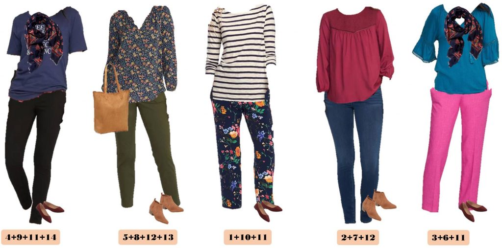 Fun new Old Navy Capsule Wardrobe. It includes fun prints and rich warm colors. You will be ready for fall with this fun fall capsule collection.