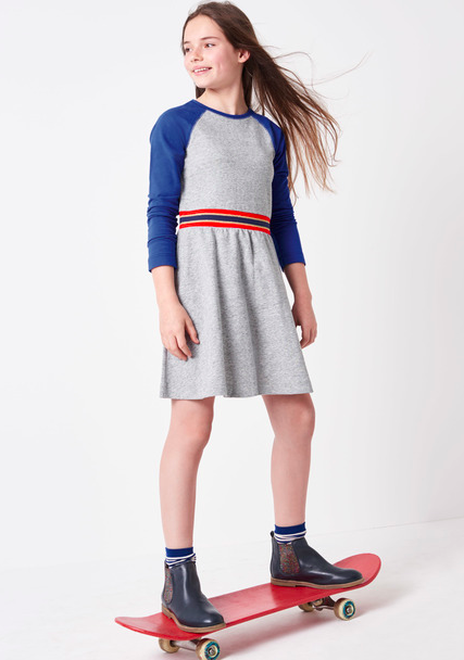 Cute tween dress from Johnnie B Boden