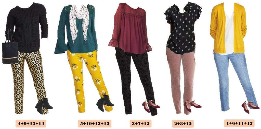 These Mix & Match Winter Outfits From Old Navy make it easy to get dressed each morning & look stylish. Easy to wear and a great price.