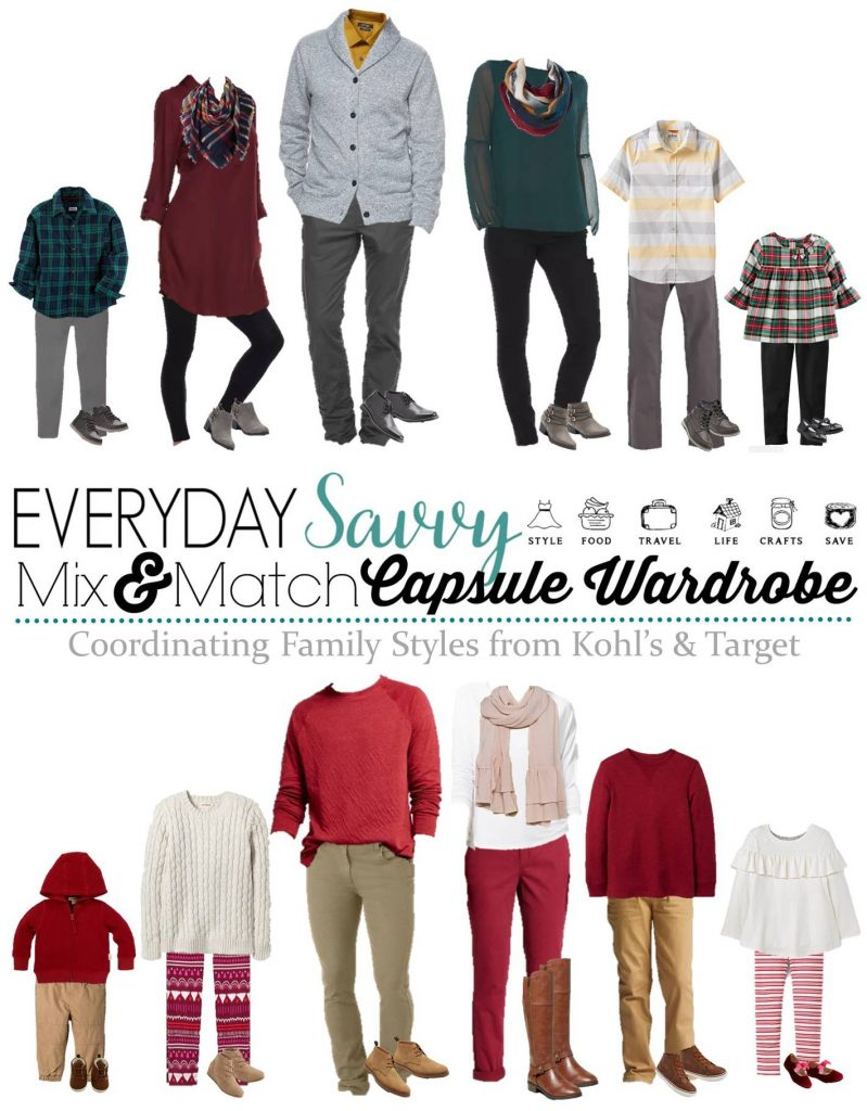 Save Here Are Some Great Ideas For Coordinating Family Photo Outfits