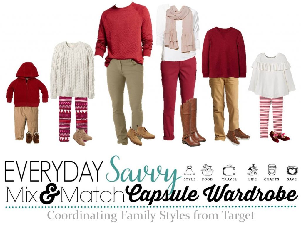 Coordinating Family Photo Outfit Ideas Holiday Outfits