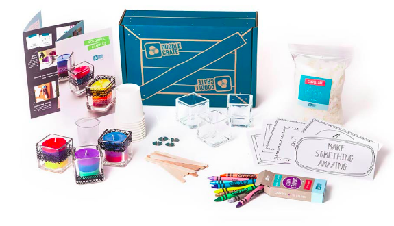doodle crate from Kiwi crate