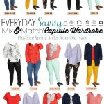 Old Navy Plus Size Capsule Wardrobe –  Spring Plus Size Outfits