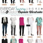 JCPenney Capsule Wardrobe for Spring