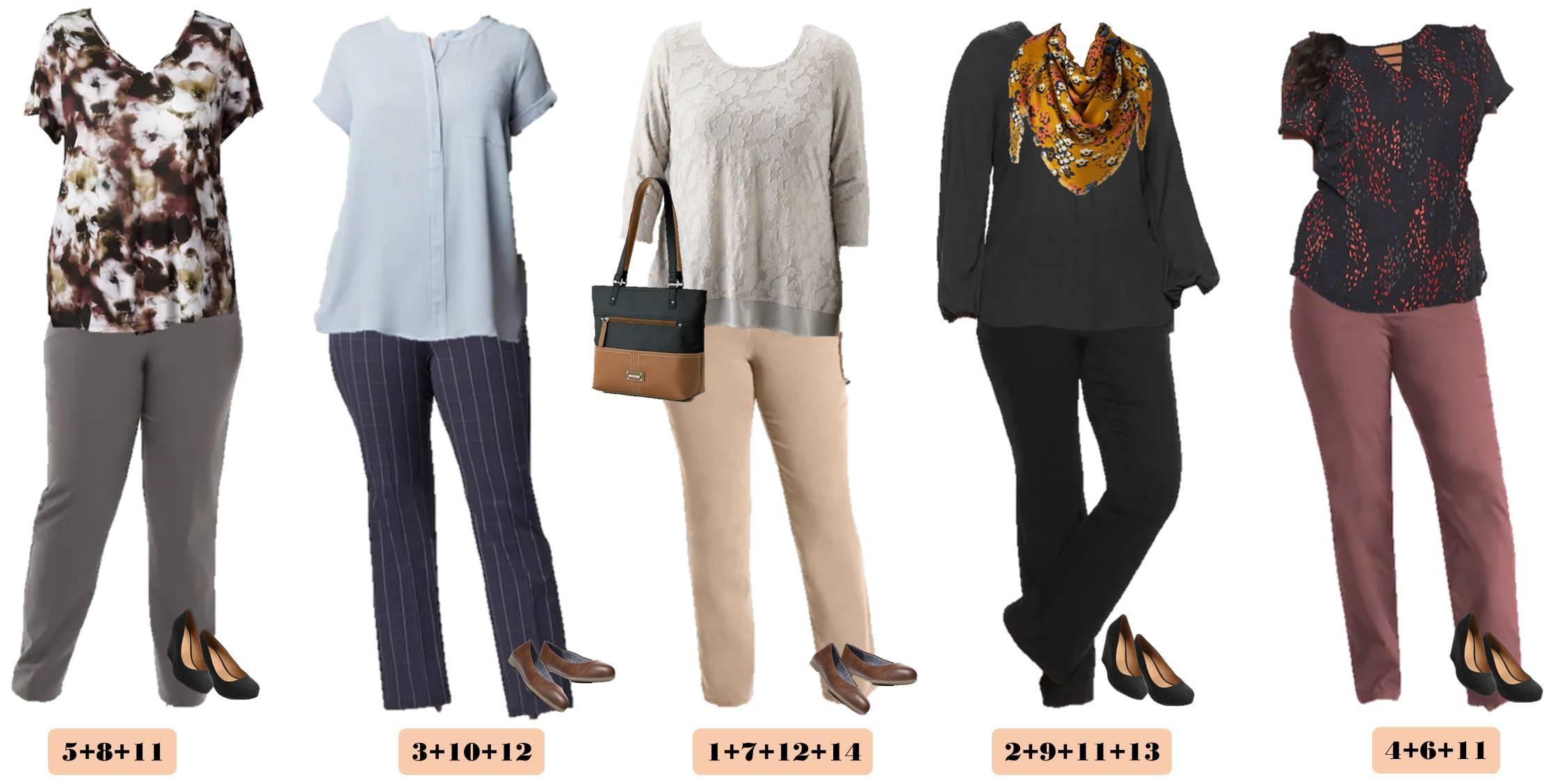 plus size business clothes