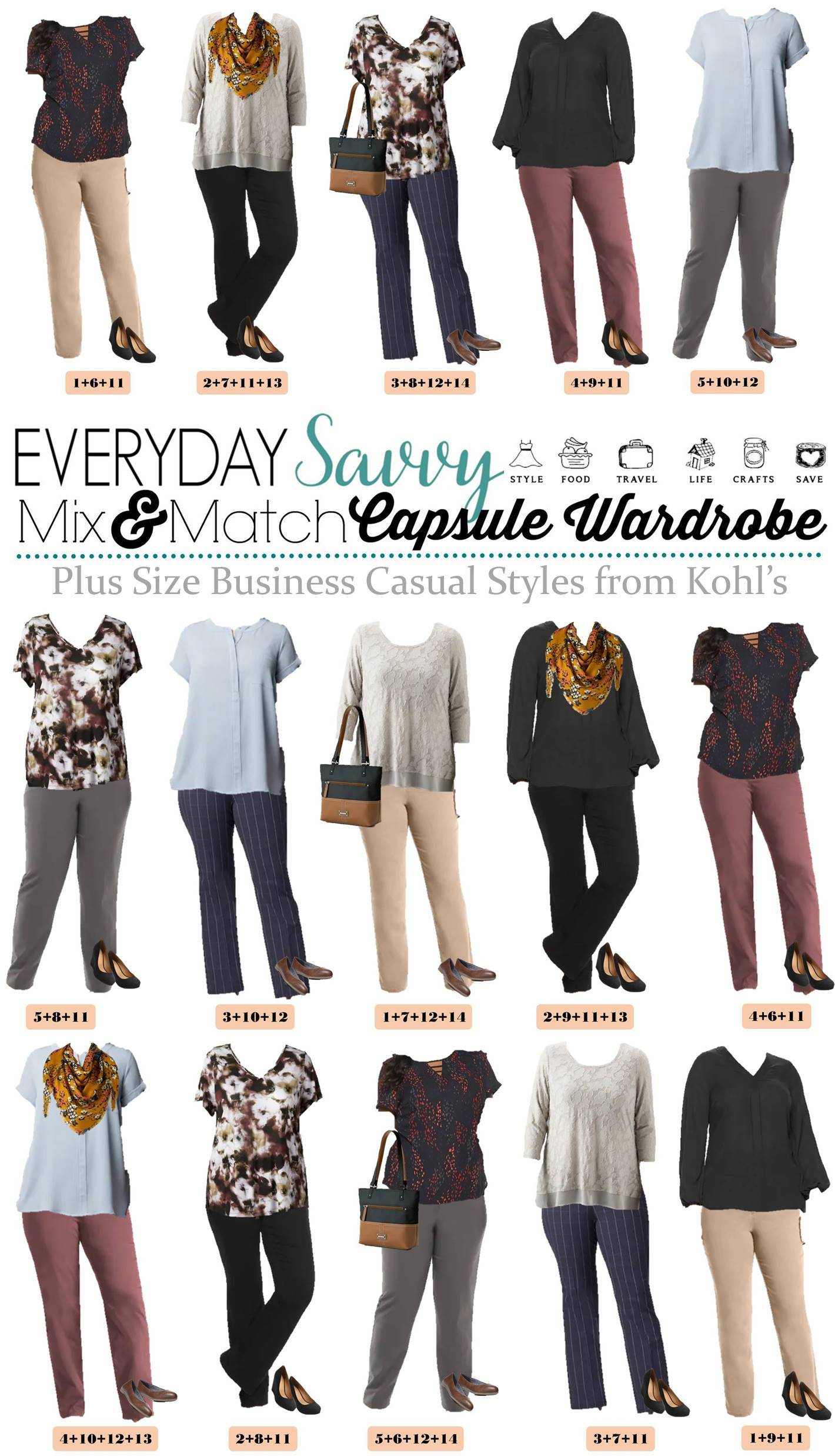 Plus Size Business Casual Outfits