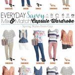 Gap Spring Capsule Wardrobe – Great for Everyday & Travel