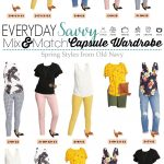 Casual Spring Outfits from Old Navy – Spring Outfit Ideas