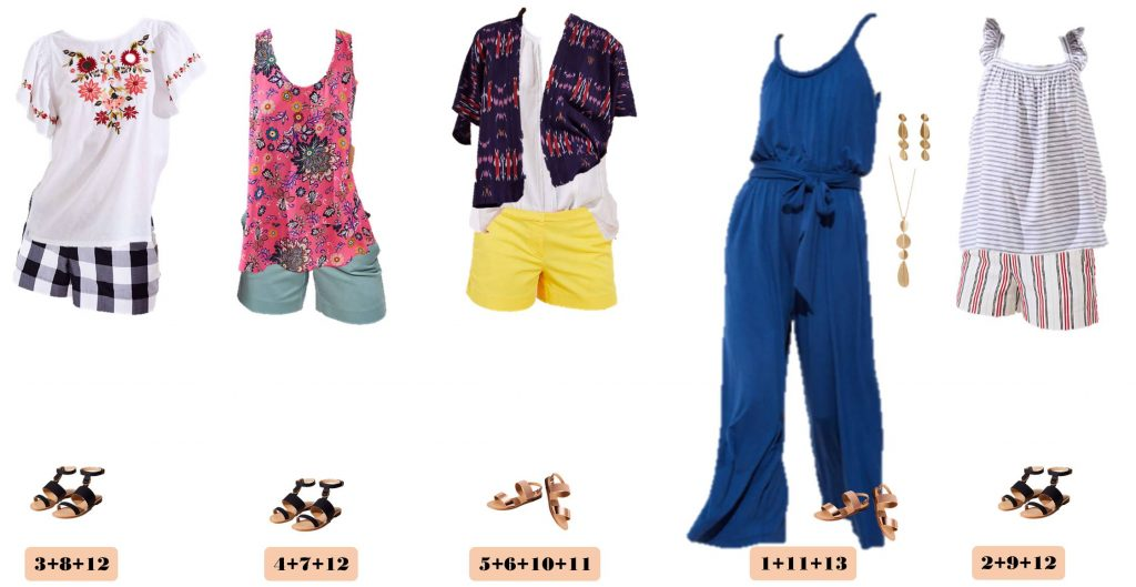 loft outfits for summer