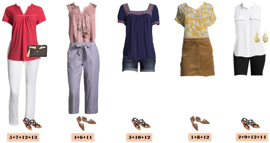 Summer style from JCPenney