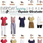 JCPenney Cute Summer Outfits Mini Capsule