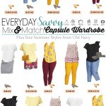 Summer Old Navy Plus Size Capsule Wardrobe