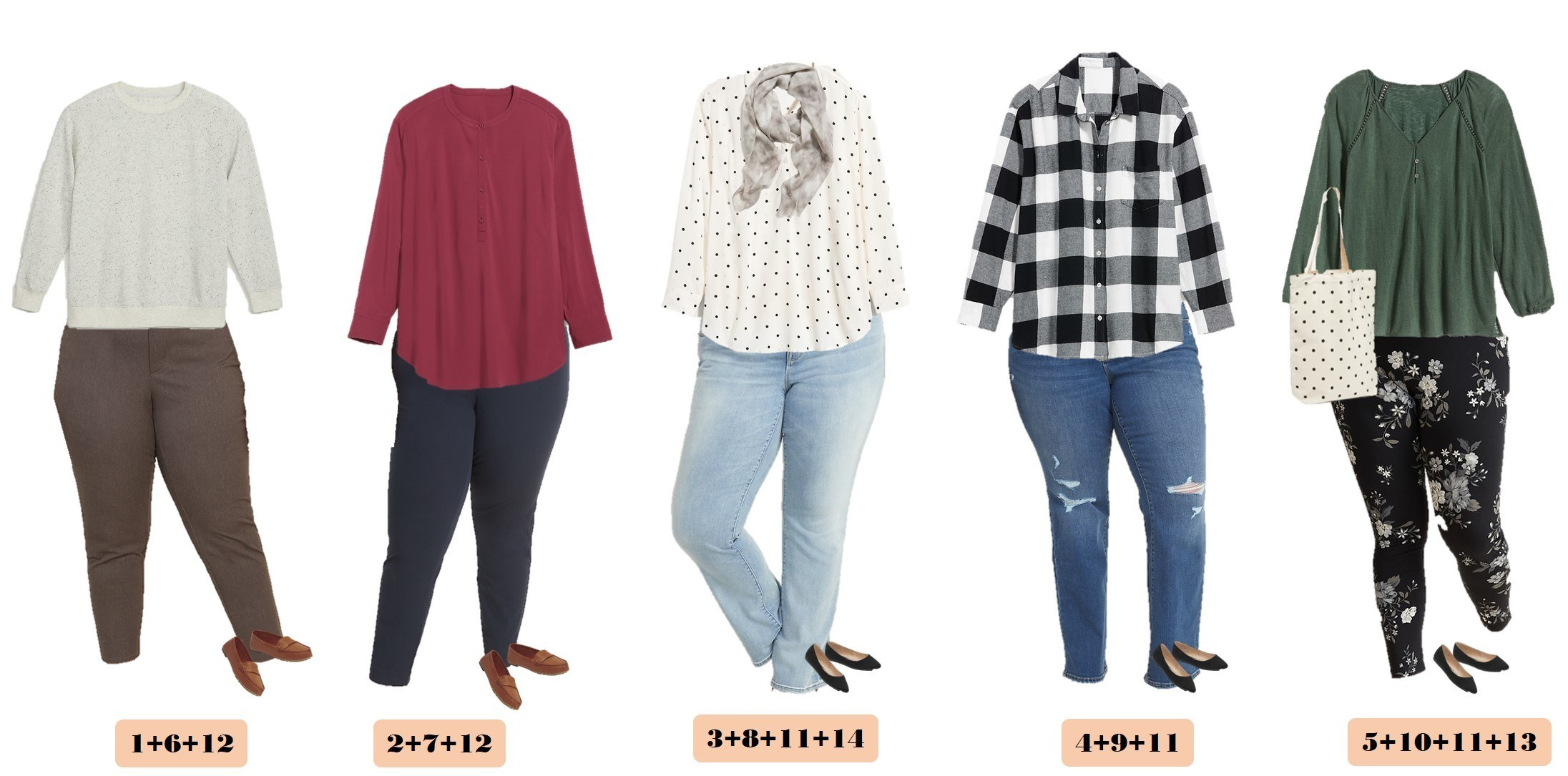 cute plus size outfits for fall