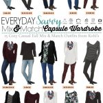 15 Cozy Casual Fall Mix and Match Outfits from Kohls
