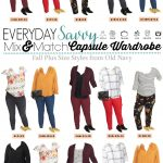 Old Navy Plus Size Capsule Wardrobe Fall – Plus Size Outfit Ideas