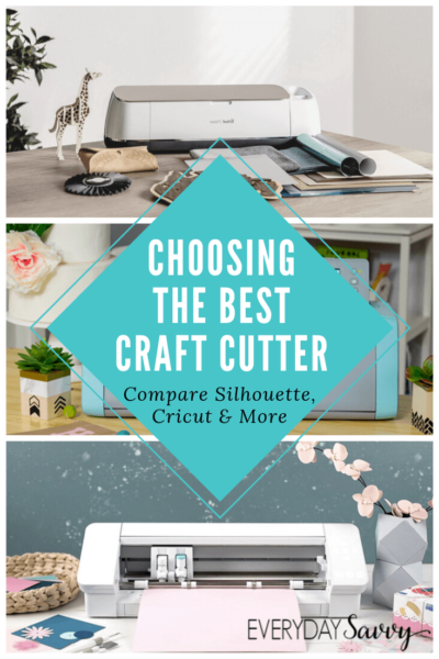 craft cutting machines - cricut and silhouette