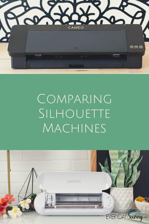 comparing Silhouette machines