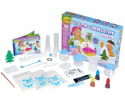 Crayloa Color Chemistry Artic Lab kit