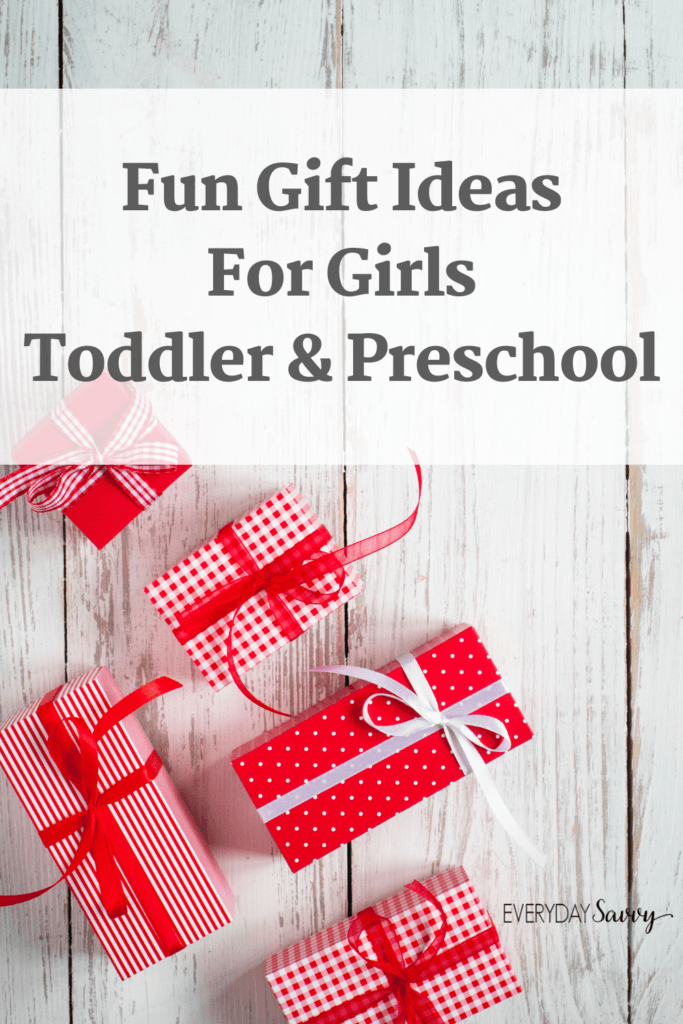 Best Gifts for toddler girls