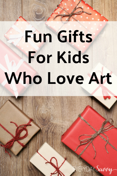 if you need gifts for young artists you will love the cool art supplies we have chosen there are so many unique things on this list
