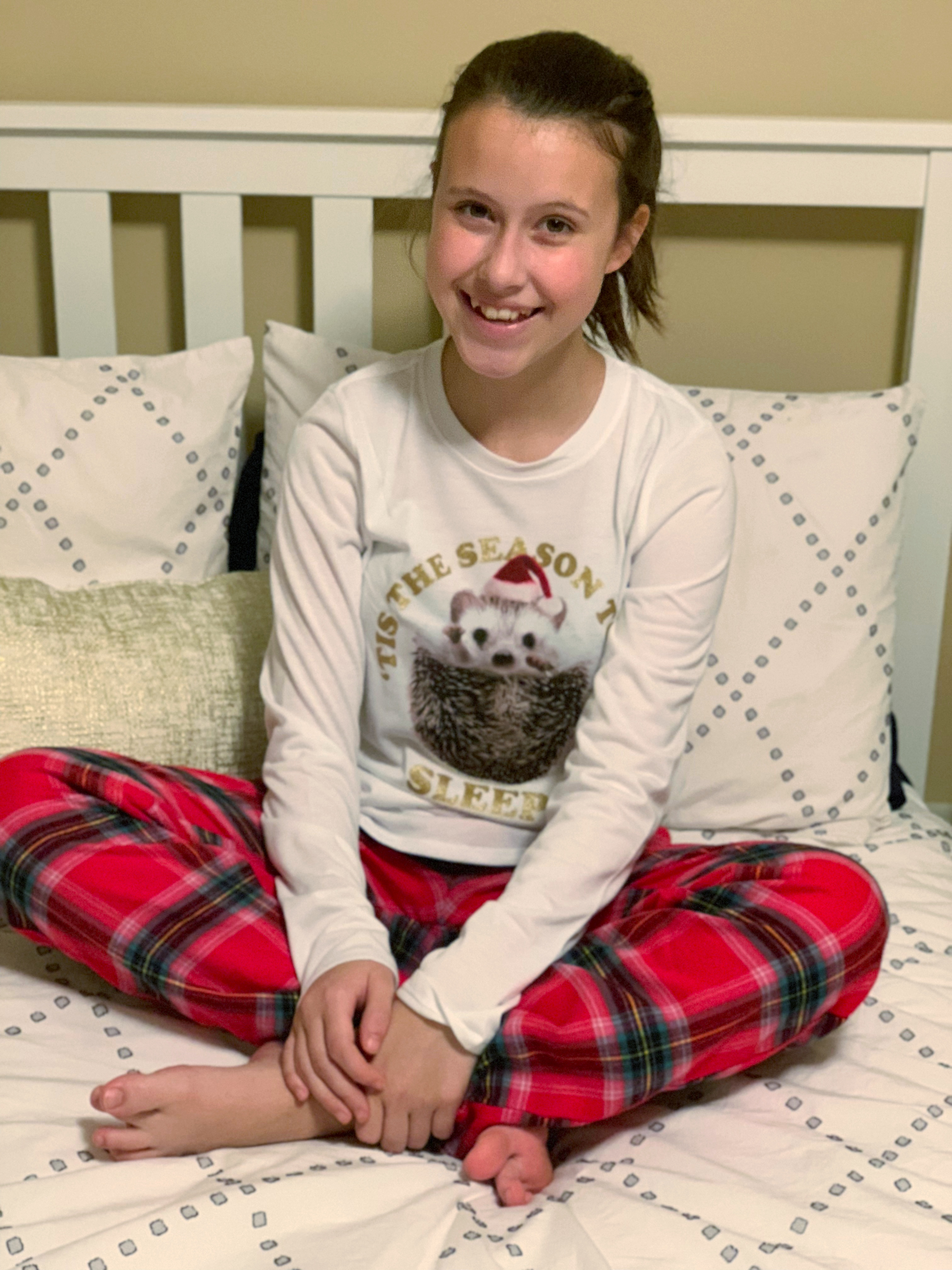 holiday pajamas for tweens