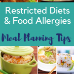 Restricted Diets & Food Allergies Meal Planning Tips