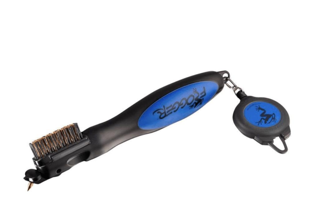 club brush -golf present