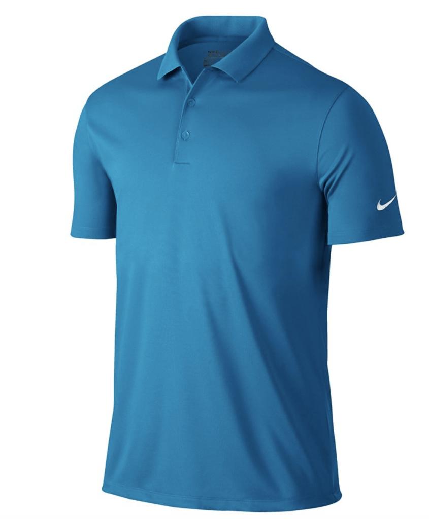 golf polo shirt nike dryfit