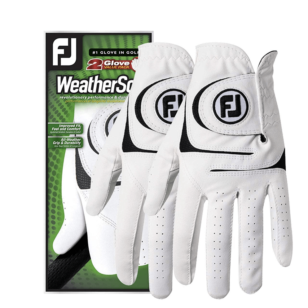 golf gloves gift footjoy golf gloves 2 pack